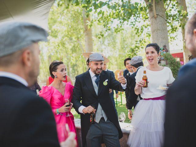 La boda de Marcos y Mercedes en Palencia, Palencia 206