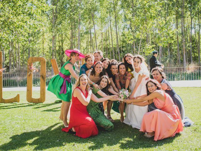 La boda de Marcos y Mercedes en Palencia, Palencia 231
