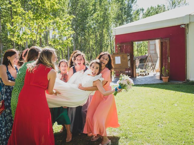 La boda de Marcos y Mercedes en Palencia, Palencia 232