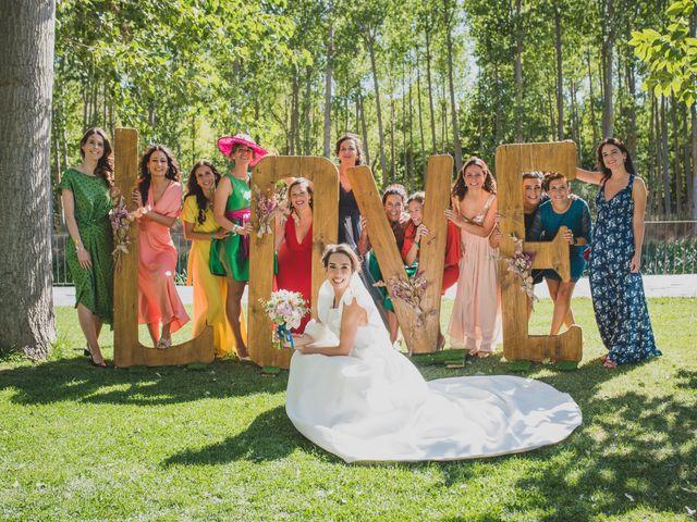 La boda de Marcos y Mercedes en Palencia, Palencia 234