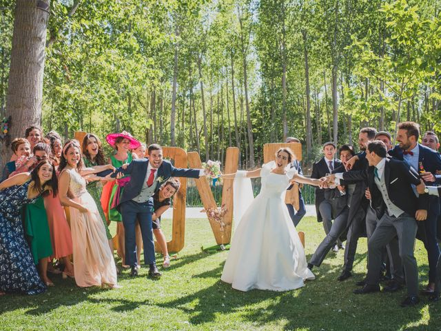 La boda de Marcos y Mercedes en Palencia, Palencia 236