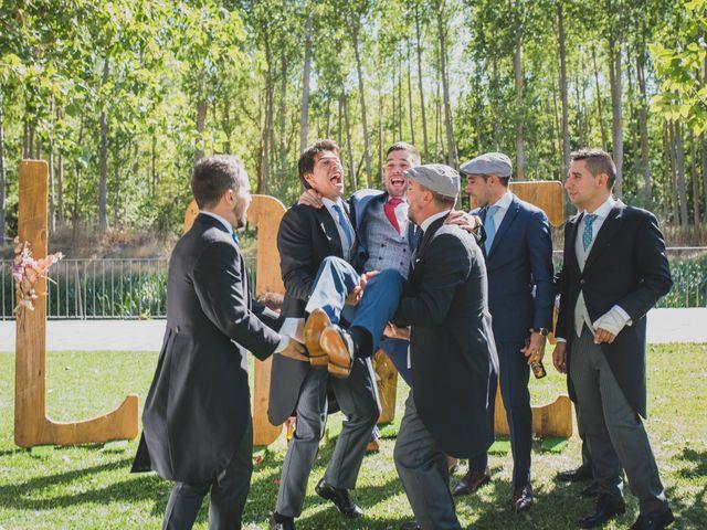La boda de Marcos y Mercedes en Palencia, Palencia 237