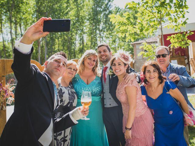 La boda de Marcos y Mercedes en Palencia, Palencia 239