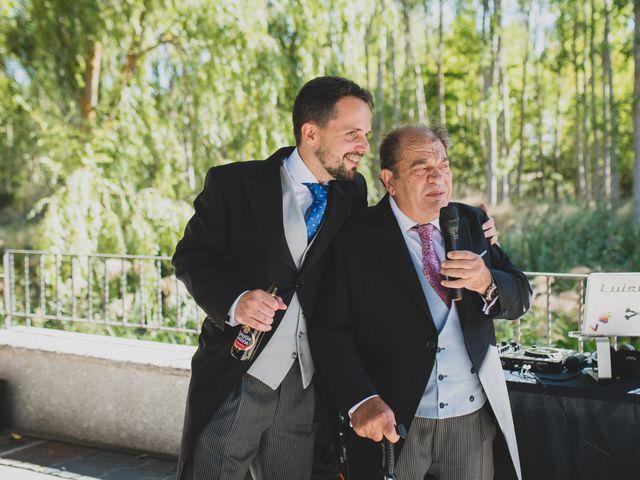 La boda de Marcos y Mercedes en Palencia, Palencia 243