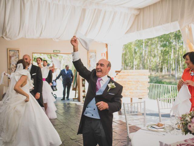 La boda de Marcos y Mercedes en Palencia, Palencia 268