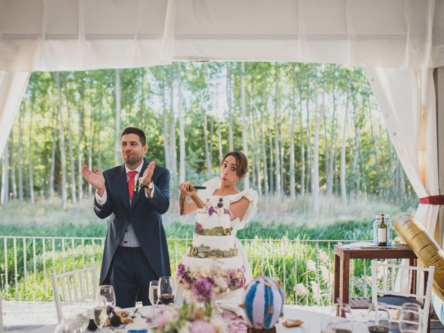 La boda de Marcos y Mercedes en Palencia, Palencia 302