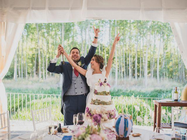 La boda de Marcos y Mercedes en Palencia, Palencia 303