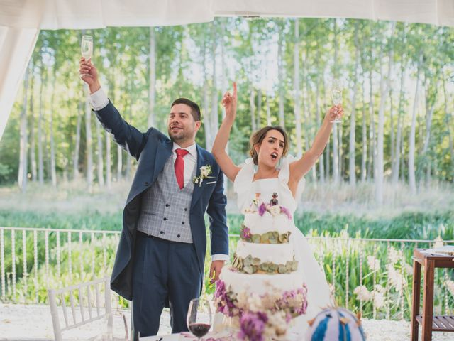 La boda de Marcos y Mercedes en Palencia, Palencia 306