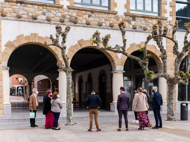 La boda de Xabi y Jennifer en Arrigorriaga, Vizcaya 17