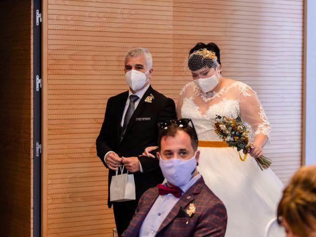 La boda de Xabi y Jennifer en Arrigorriaga, Vizcaya 18