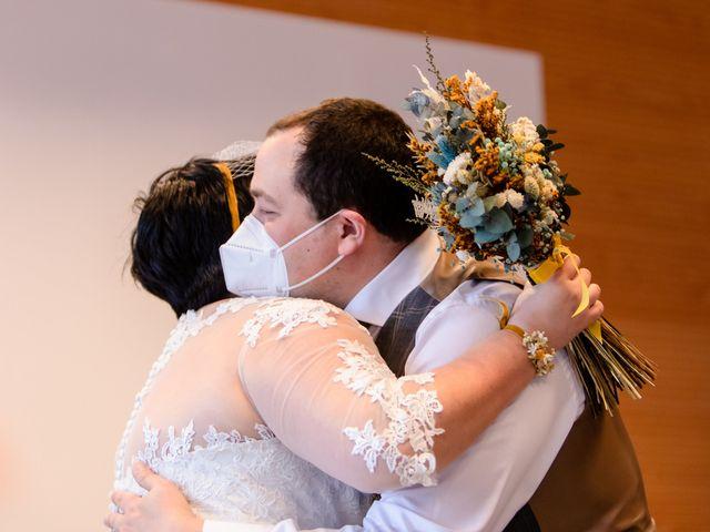 La boda de Xabi y Jennifer en Arrigorriaga, Vizcaya 19