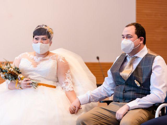 La boda de Xabi y Jennifer en Arrigorriaga, Vizcaya 22