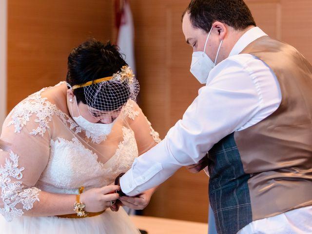 La boda de Xabi y Jennifer en Arrigorriaga, Vizcaya 25