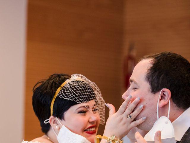 La boda de Xabi y Jennifer en Arrigorriaga, Vizcaya 26