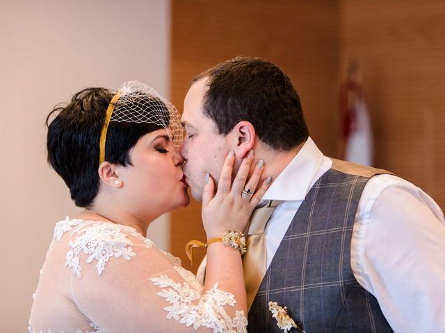 La boda de Xabi y Jennifer en Arrigorriaga, Vizcaya 28