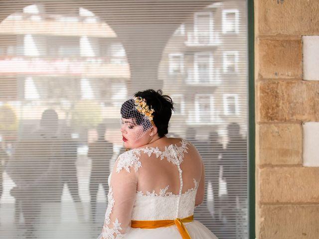La boda de Xabi y Jennifer en Arrigorriaga, Vizcaya 30