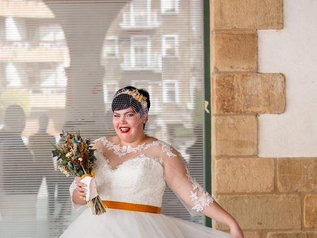 La boda de Xabi y Jennifer en Arrigorriaga, Vizcaya 31