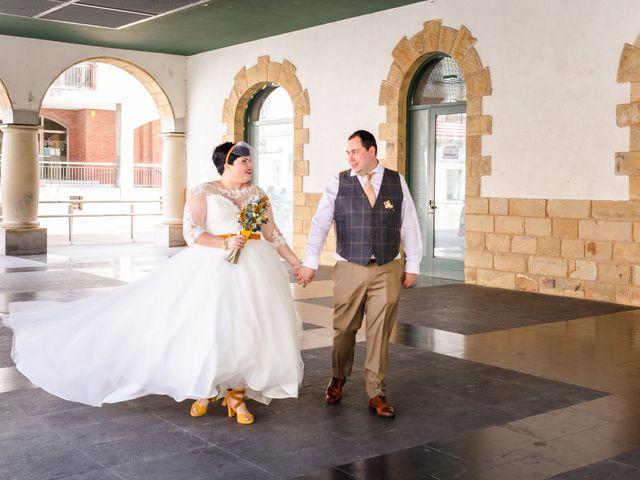 La boda de Xabi y Jennifer en Arrigorriaga, Vizcaya 1