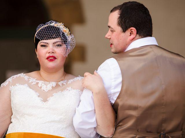 La boda de Jennifer y Xabi