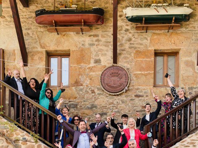 La boda de Xabi y Jennifer en Arrigorriaga, Vizcaya 40