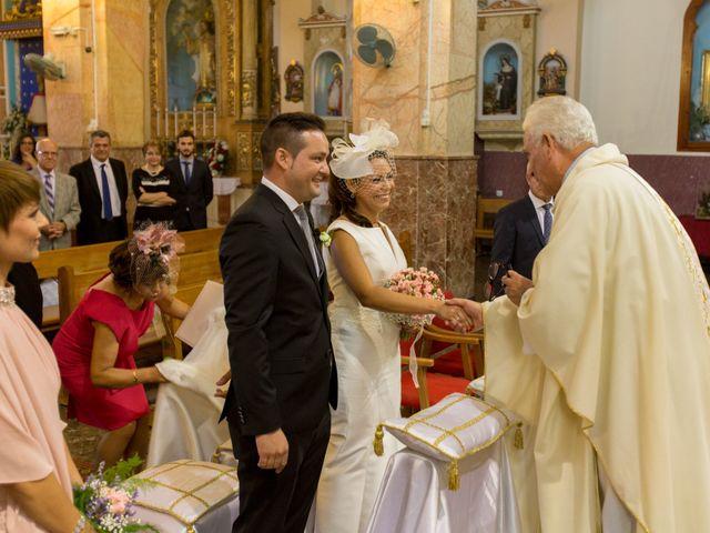 La boda de Pedro y Ruth en Torrent, Valencia 5
