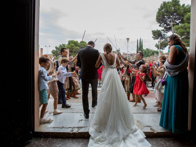 La boda de Pedro y Ruth en Torrent, Valencia 7
