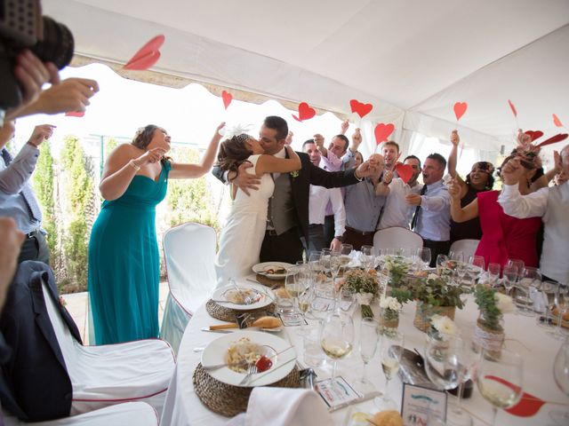 La boda de Pedro y Ruth en Torrent, Valencia 2