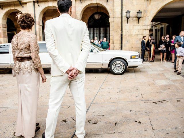 La boda de David y Laura en Santa Ana De Abuli, Asturias 13