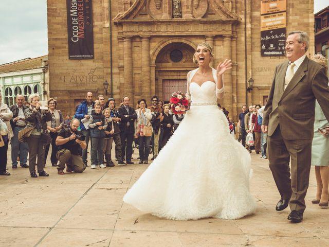 La boda de David y Laura en Santa Ana De Abuli, Asturias 15