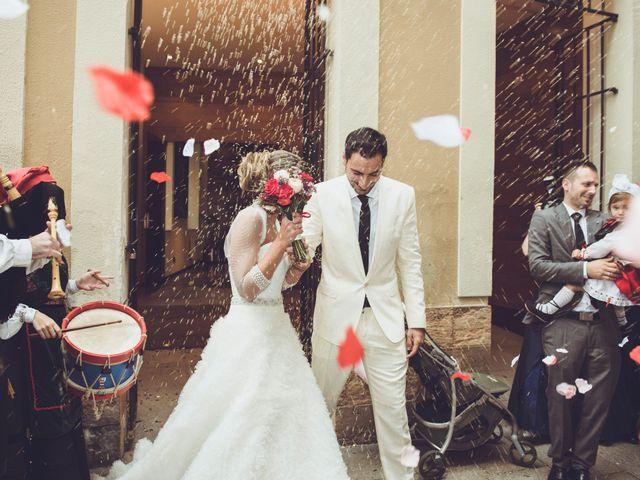 La boda de David y Laura en Santa Ana De Abuli, Asturias 17
