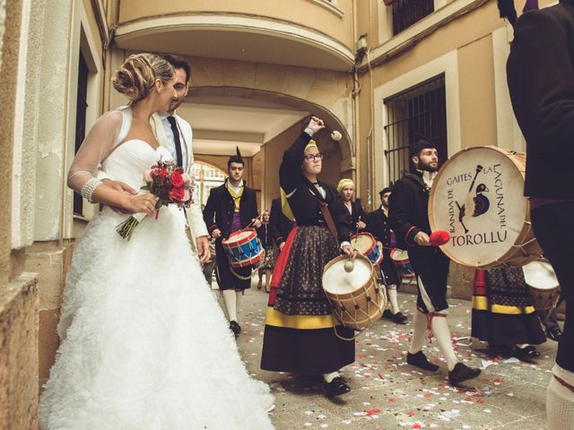 La boda de David y Laura en Santa Ana De Abuli, Asturias 18