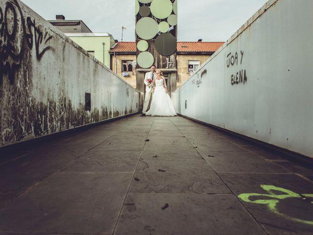 La boda de David y Laura en Santa Ana De Abuli, Asturias 20