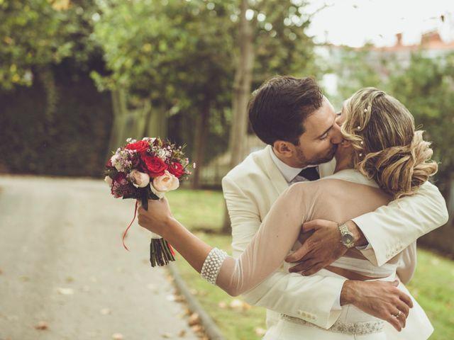 La boda de Laura y David