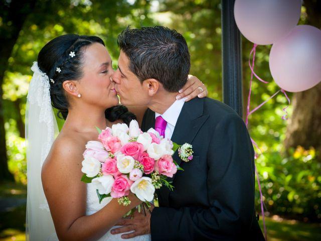 La boda de Dayana y Dani