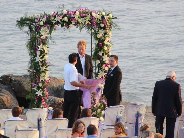 La boda de Amador y Sonia en Costa De Los Pinos, Islas Baleares 4