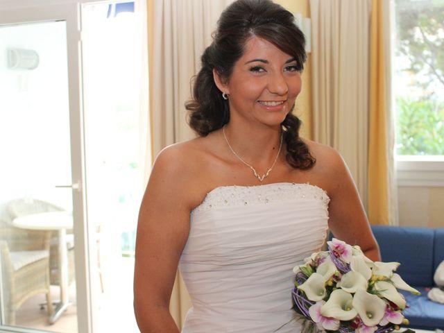 La boda de Amador y Sonia en Costa De Los Pinos, Islas Baleares 6