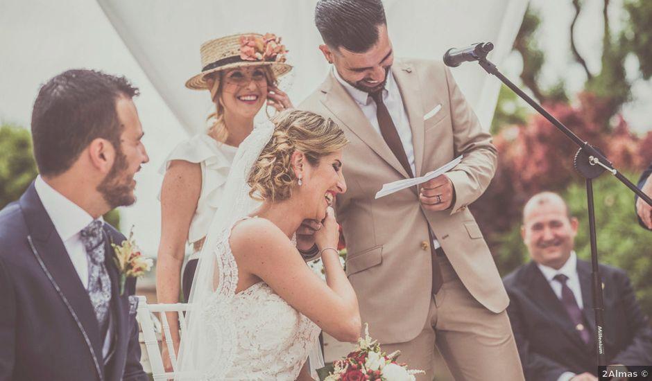 La boda de Javier y María en Chinchon, Madrid