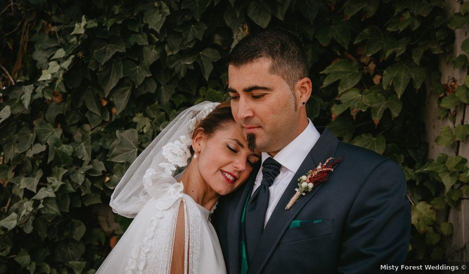 La boda de Antonio y Baby en Algorfa, Alicante