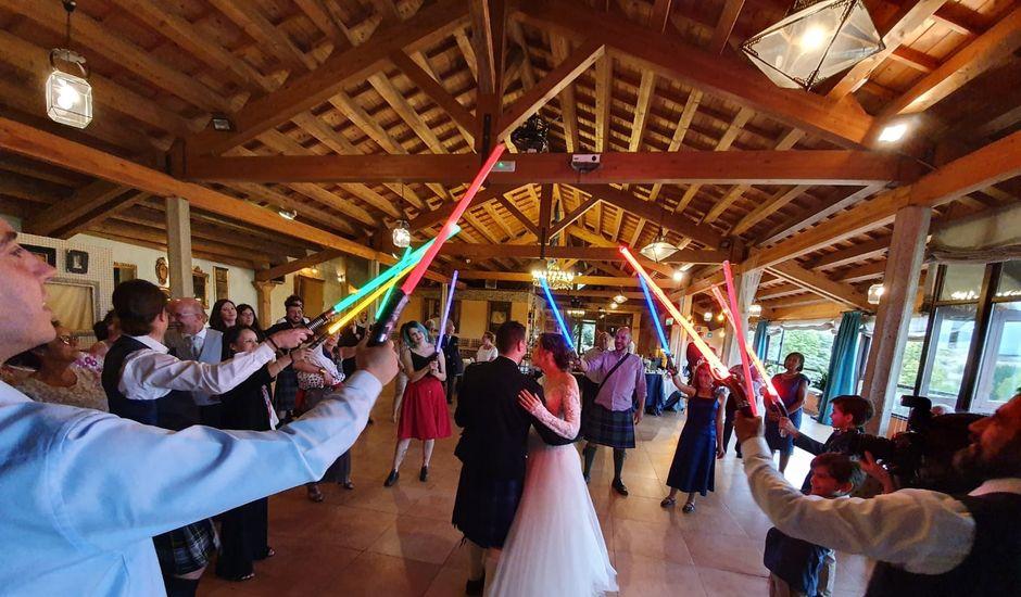 La boda de Fran y Rebeca en Santa Maria De Riaza, Segovia