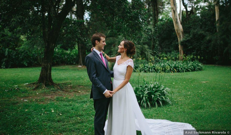 La boda de Santi y Euge en Buenos Aires (Golmar), A Coruña