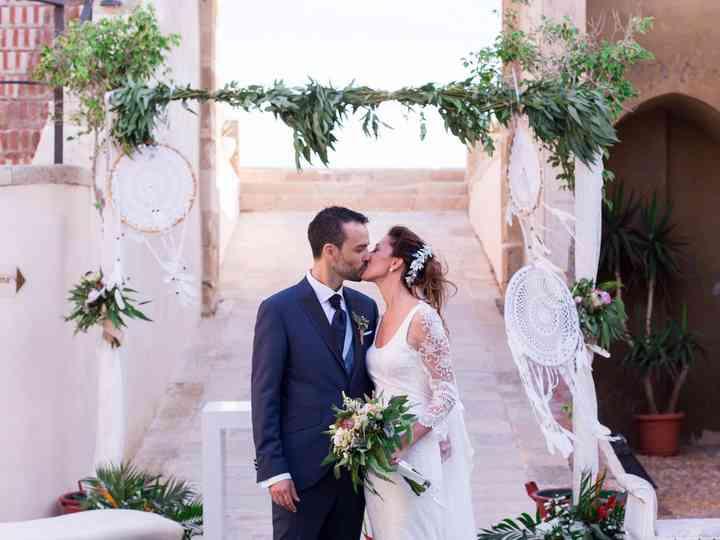 La boda de Nazaret y Jordi