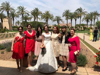 La boda de Alba  y Jorge 2
