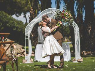 La boda de Ana Celia y David
