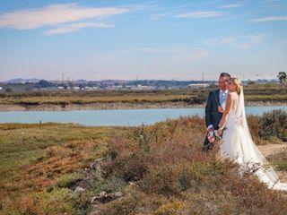 La boda de Laura y Rafael 1