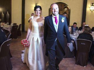 La boda de Paqui y Alberto
