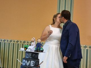 La boda de Vanessa y Iván 1