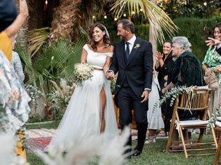 La boda de Montse y Nacho