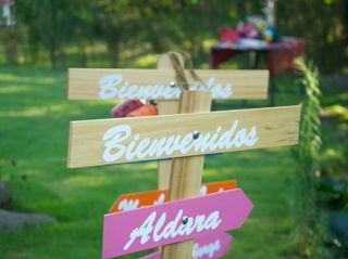 La boda de Almudena y Damian 3