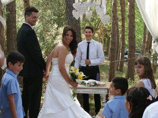 La boda de Lydia y Ivan 2