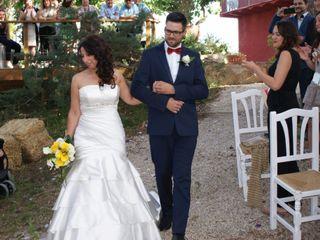 La boda de Lydia y Ivan